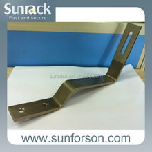 SunRack Roof Tile Hooks for Solar Panels