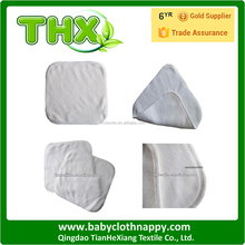 bamboo cotton baby wash cloth