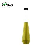 Colored pendant lampada arabic lamp kids lighting