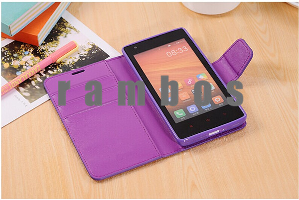 Magnetic Luxury Flip PU Leather Wallet Case Cover for iphone 3 4 5 5C 6