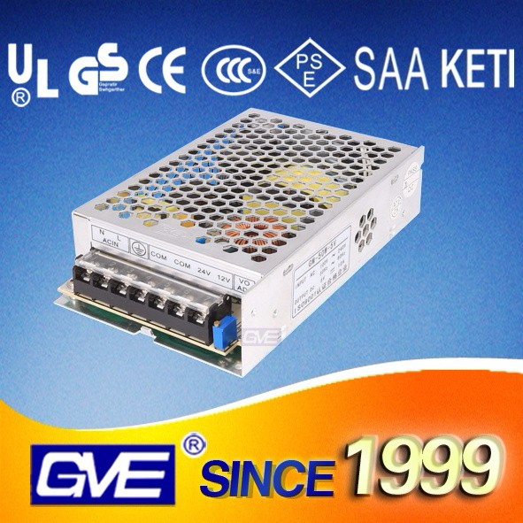 GVE variable dc power supply 12v10a power supply for CCTV camera