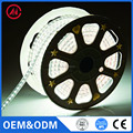110V 220V High Voltage Flexible Led Strip light SMD5050 72leds/M RGB led strip