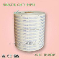 medical coated adhesive paper dialysis paper
