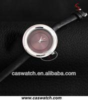 Charming top quality ladies slim quartz wrist watch