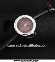Charming top quality ladies slim quartz wrist watch