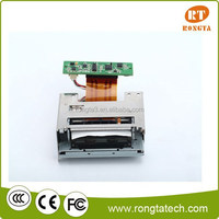 Thermal kiosk printer with auto cutter...