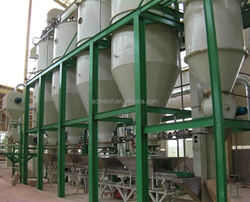 AUTO modern high quality parboiled rice machines