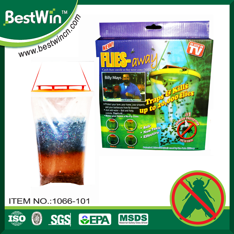 BSTW welcome OEM ODM wholesale powerful fly catcher bottle