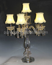 Noble and elegant shenghuo crystal lamps