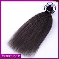 Fashion Hair Styling Products In China Wholesale Kinky Straight Human Hair,african american human hair extensions