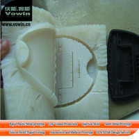 Small batch Silicone Mould Vacuum Casting Plastic Prototyping For Plastic Prototype Part