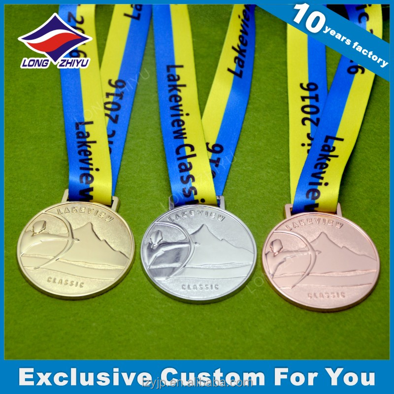 Wholesale Classic Medal Design Your Own Logo