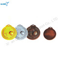 Hot Metal Gold Silver Bronze Cheap Medals For Basketball