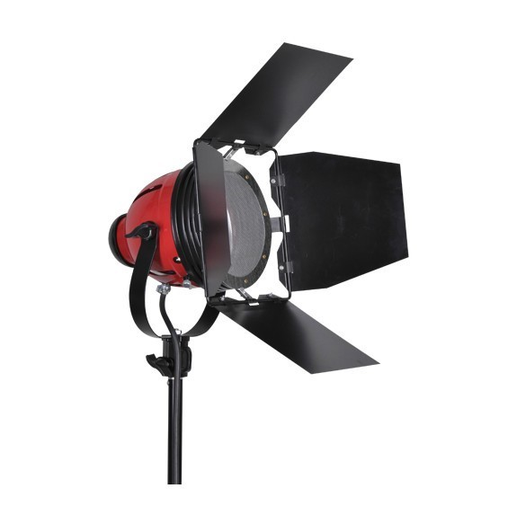Photography lighting kit 800W Studio Video Red head Light with Continuous Lighting + Bulb