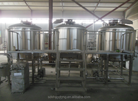 steam boiler heating beer manufacturing equipment