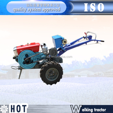 The Specific 15hp Two Wheel Of Hand Tractor Uses And Function