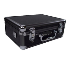 Heavy Duty Aluminum Tool Case EVA Foam Pad Aluminum Flight Case