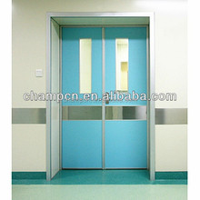 ZG 49 Manual double swing hermetic hospital door