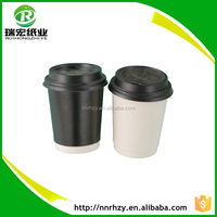 Mini disposable paper cups and pe coated paper cup blank