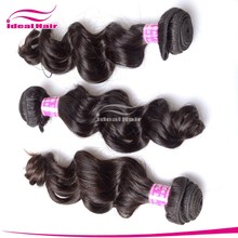 ideal hair product fast shipping one piece halo hair extension