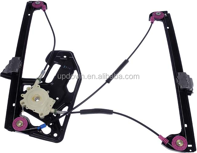 Power Window Lift Regulator 51338125202 For Front Right with motor BMW 740i 740iL 750iL