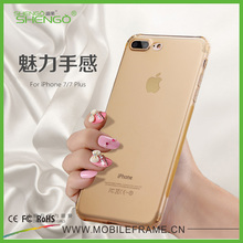 Anti-Slip Ultra Thin Shockproof Transparent Clear TPU Case for huawei y300/u8833