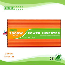 2000W DC-AC High Frequency pure Sine Wave solar inverter 12v 24v VDC to 220v 240v VAC /Car power converter /5v USB output