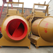 High Performances JZM500 Portable Drum Diesel Engine Concrete Cement Mixer Machine