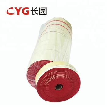 Zipped Expansion Joint Material Closed Cell PE foam