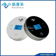 Independent gas and carbon monoxide detector