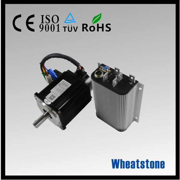 48v 540 brushless dc motor for sight seeing