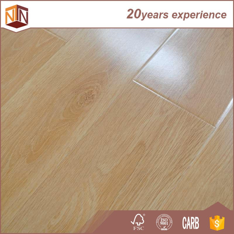 Hot sale high quality waterproof laminate flooring lowes
