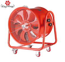 "20"" movable ventilation fan delivery fresh air in Xingwang"