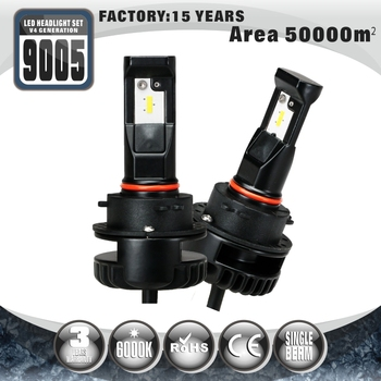 9005 HB3 9006 HB4 high beam LED headlight bulb kits for car truck automotive vehicles auto LED headlight