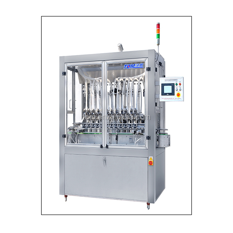 China high quality big capacity automatic filling machine alcohol
