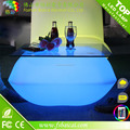 Outdoor Sofa With Led Light / Outdoor Plastic Sofa / Outdoor Furniture Sofa