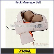 Portable Electric Knocks Cervical Massage Shawls For Man and Woman Neck and Shoulder Tapping Massage Shawl Machine