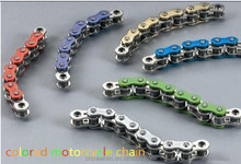 colored 428H chain link 110