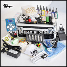 Hot Selling Top Quality Complete Tattoo Gun Kits