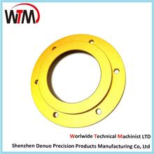 Custom made precision stainless steel van stone flange turning metal parts