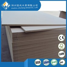 Anti-tampering two sides melamine mdf/mdf 4x8 with face
