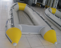 Made In China HH-S250 Inflatable Boat With Aluminum Floor