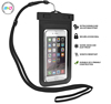 100% Waterproof Bag Pouch Underwater Mobile Phone bag Case Cover For iPhone 7 6 6S Plus