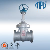 API 600 Flanged 300lb Rising Stem OS&Y Gate Valve