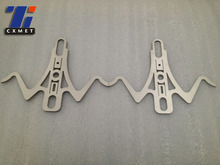 Hot-selling Gr9 Titanium alloy bike saddle frame