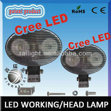 20w Cree super bright IP68 weatherproof RGD1037 led flood light for jeep