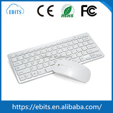 High quality2.4G wireless keyboard and mouse combo set supply cheap wireless keyboard and mouse