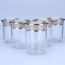 glass bottle 60ml recyclable glass jars 2 oz. glass jars