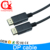 New arrival 1.8m displayport to displayport male to male DP cable