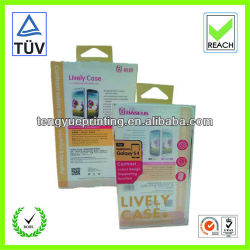 iphone case packing/iphone 5 box/packing box for samsung galaxy s4